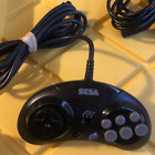 Sega Genesis CD CDX Controller 3 and 6 button Turbo *OPTIONS*