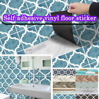 Non-slip Floor Stickers Self-adhesive Waterproof PVC Backsplash Tile Decal Stick