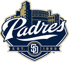 San Diego Padres vinyl sticker for skateboard luggage laptop tumblers car e on Ebay