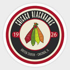 Chicago Blackhawks Sticker for skateboard luggage laptop tumblers  i $7.99 USD on eBay