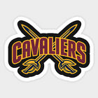 Cleveland Cavaliers sticker for skateboard luggage laptop tumblers car (a) on eBay