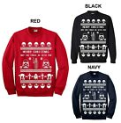 Star Wars Ugly Christmas Sweater Merry Xmas Sweatshirt New $13.99 USD on eBay