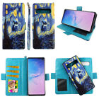 Case For Samsung Galaxy S10 Only Detachable Wallet PU Leather Flip Card Holder