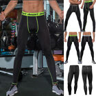 Mens Track Pants Gym Training Sweatpants Zipper Pocket Joggers Stretch Trousers