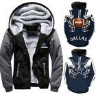 US Dallas Cowboys Hoodie Sweatshirt Football training Pullover Jacket Coat M-5XL $23.98 USD on eBay