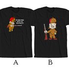 Elmer Fudd Looney Tunes Cartoon Character T-shirt New 100% Cotton image