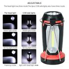 LED Tent Bulb 3COB Tent Camping Lamp Emergency Lantern Night Light Rechargeable