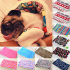 Fluffy Large Dog Bed Washable Puppy Cushion Blankets Soft Winter Warm Pet Nests