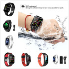 B78 Fashion 0.96in Color Screen Display Smart Bracelet Smartwatch Health Monitor
