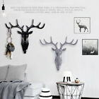 Deer Antlers Wall Hook Animal Hanger Holder Coat Hat Key Hanging Rack Hook Decor