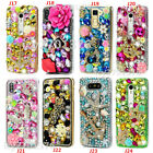 NEW Unique Bling Diamonds soft back Phone Covers Cases  Crystals strap For LG 2