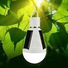 7/12W Solar Powered Emergency LED Lights Bulb E27 Rechargeable Tent Camping Lamp for sale  Shipping to South Africa