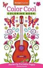 Color Cool Coloring Book: Perfectly Portable Pages [Design Originals] Convenient
