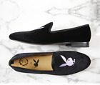 Black Velvet Slippers (Del Toro X Playboy™)
