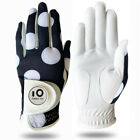Ladies Golf Gloves Left Hand Right Weathersof Grip Women Leather Soft 1 Pc S M L