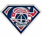 Washington Wizards sticker for skateboard luggage laptop tumblers car (b) on eBay