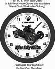 2019 Can-Am Ryker Rally Edition Wall Clock-Other Colors & Models Available