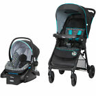 Disney Baby Smooth Ride Travel System with OnBoard 35 LT Infant Car Seat
