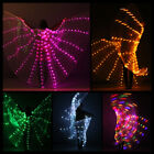 Kyпить LED isis Wings Glow Light up Belly Dance Club Costumes Performance Clothing  * на еВаy.соm