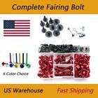 Alloy Complete Fairing Bolt Kit Aluminum Screws Nuts For Triumph Daytona650 2005 $28.99 USD on eBay