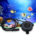 Waterproof Aquarium Bulb Fish Tank Submersible LED Light Air Bubble Lamp 100-240