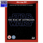 STAR WARS: THE RISE OF SKYWALKER Blu-ray 3D  2D REGION-FREE