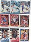 NBA Hoops | Holo Inserts | High Voltage, Action Shots, Spark Plugs, Highlights on eBay
