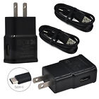 For Samsung Galaxy C7 C5 Pro LG G7 Fit Car Adapter Wall Charger USB-C Cable Cord