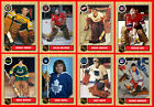 RETRO 1960s 1970s 1980s 1990s Hockey Card Style PHOTO CARDS U-Pick THICK (Set 1) $2.35 CAD on eBay