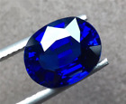 Top Quality ROYAL BLUE SAPPHIRE OVAL CUT AAAAA LOOSE GEMS 3x4mm to 18x25mm 1PCS