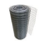 Turtle & Tortoise Fence - 3 ft by 100 feet Welded Wire Mesh Fencing - Galvanized