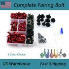 CNC Fairing Bolt Nuts Screws Mounting Fixing For Triumph Daytona 600 2002-2004 $28.99 USD on eBay