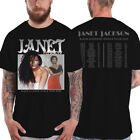 New Janet Jackson t Shirt Black Diamond world tour 2020 Unisex T Shirt S-4XL image