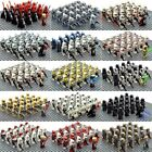 21pcs STAR WARS Military Clone Army Minifigures DARTH VADER YODA JEDI for Lego $34.95 USD on eBay