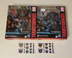 Transformers Studio Series Scavenger 55 Scrapper 60 Shockwave 56 ROTF Decals