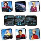 Star Trek Voyager Sci-Fi TV Show - Coasters - Wood - Star Trek Gifts - 4 For 3 on eBay