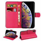 Magnetic PU Leater Wallet Flip Book Stand Case For IPHONE XS Pro MAX XR 7 8 6 5S