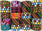 OPEN BOX Duct Tape Rolls ASST Print, Characters, Patterns Duck Tape - BULK LOTS