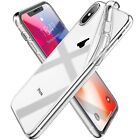 Syncwire iPhone X Case Shockproof Clear Soft Thin Protective Cover For iPhone X
