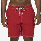 "Nautica Mens 8"" Big & Tall Swim Trunks"