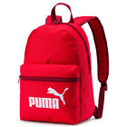 Puma Phase Boys Girls Backpack Kids School Bag Youth Training Sports Bags