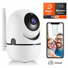 """2"""" Baby Monitor 2.4GHz Color LCD Wireless 2 Way Audio Night Vision Digital Video"""