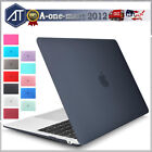 "Matte Rubberized Hard Case Shell Cover for MacBook Air 13"" A1932 A2179 2018-2020"