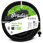 LANDSCAPE GRADE THICK WALLED POROUS PIPE/DRIP LINE/LEAKY HOSE/SOAKER HOSE,1/2