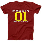 19th Birthday Gift Shirt – Made In 2001 – One of a Kind