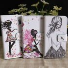 Blume Mädchen Engel Handy Tasche Schutz Flip Case Cover Für Nokia Blackberry for sale  Shipping to South Africa