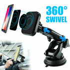 Universal Dashboard Magnetic Car Phone Holder Suction Mount For iPhone Samsung