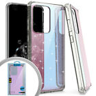 "Samsung Galaxy S20 ULTRA (6.9"") Hard Rubber TPU Iridescent Glitter Case Cover"