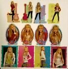 Hannah Montana Series #2 Stickers / Full Set of 12 Vending Decals Miley Cyrus