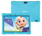 10-Inch Kids Tablet with Protective Case & 16 GB Storage, Various Colors